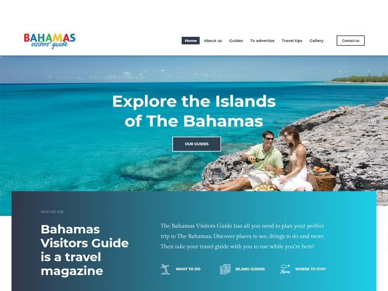 Bahamas Visitors Guide - 144ONTOUR - 144ontour.com